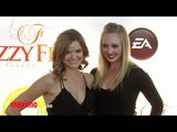"Janaya French and Kayla Radomski at Dizzy Feet Foundation ""Celebration of Dance"" Gala 2012 Arrivals"