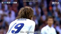Real Madrid 1-0 Atletico Madrid - A yellow card for a tackle by Koke
