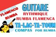 [ pour guitariste ]  TA-LAK-TA-TOUM  [ Flamenco Rumba ]