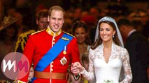 Top 10 Most Talked about Weddings Ever
