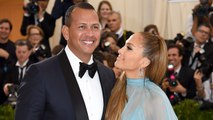 Watch Jennifer Lopez Dance at the Met Gala While Alex Rodriguez Sat Back and Took It All In