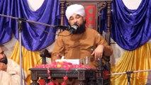 Allama Muhammad Shaukat Chishty with peerzada raza saqib mustafai sb