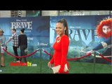 Christina Milian at BRAVE Premiere ARRIVALS - Maximo TV Red Carpet Video