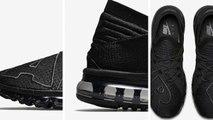 Nike Air Max Flair Triple Black