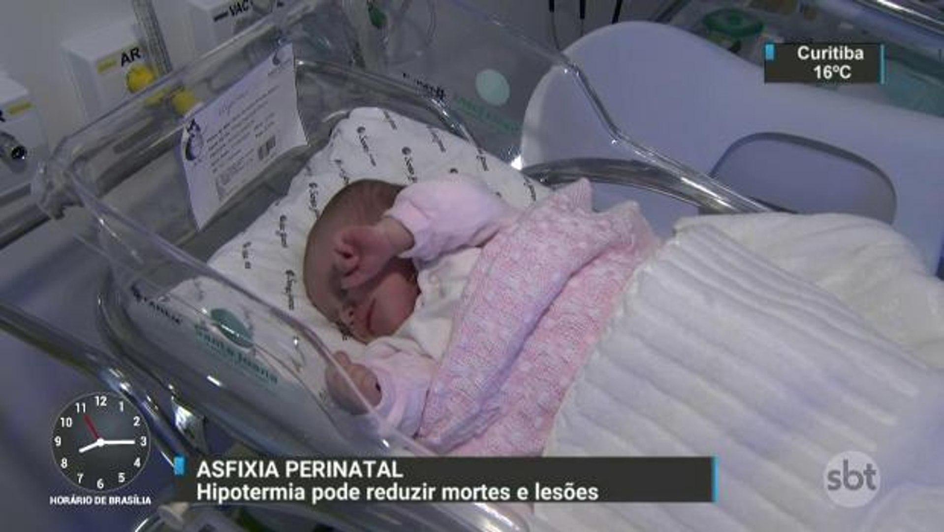 Asfixia Perinatal: Hipotermia pode salvar vida ou reduzir sequelas de bebês