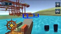 gemi oyunları arabaları gemiye yükle ve taşı android oyun videosu
