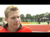Markus Rehm and Heinrich Popow on IPC Euros Long Jump medals