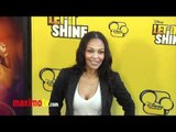 """Samantha Mumba """"Let It Shine"""" Premiere Arrivals - Maximo TV Red Carpet Video"""