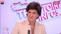 Invitée : Sylvie Goulard - Territoires d'infos (03/05/2017)