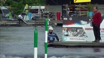 Championnat de France Elite Slalom - Course 1 C2H / C1D / K1H