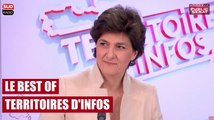 Invitée : Sylvie Goulard - Territoires d'infos - Le best of (03/05/2017)