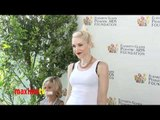"""Gwen Stefani at 23rd Annual """"A Time For Heroes"""" Celebrity Picnic ARRIVALS"""