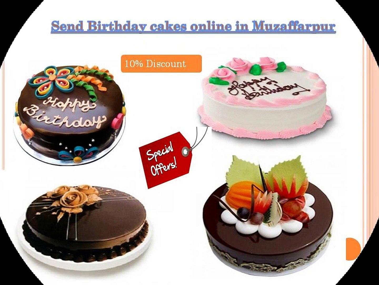 Marvelous Send Birthday Cakes Online In Muzaffarpur Video Dailymotion Funny Birthday Cards Online Inifodamsfinfo