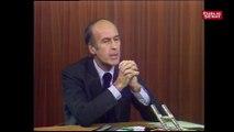 Giscard à Mitterrand : « Vous n'avez pas le monopole du coeur »