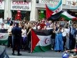 Intifada saharaui y la situacion del pueblo saharaui