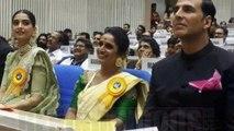 64th National Film Awards Events || National Film Awards Surabhi, Sonam look stylish  SonamKapoor
