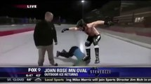Curb stomp on light tube - video dailymotion