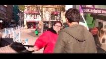 Quotidien : Martin Weill frappé par une femme à Hayange, fief du FN (Vidéo)
