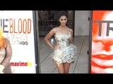 """Janina Gavankar """"True Blood"""" Season 5 Premiere ARRIVALS in HD"""