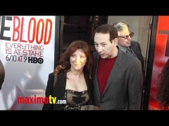Cheri Oteri and Paul Reubens PEE WEE True Blood Se