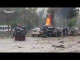 Deadly Blast Hits NATO Convoy in Kabul