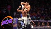 Lince Dorado vs. TJP- WWE 205 Live, May 2, 2017