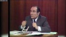 """Valéry Giscard d'Estaing : """"Vous n'avez pas le monopole du coeur"""""""