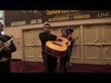 Mariachi at Santa Cruz Frampton weigh in live music - EsNews Boxing