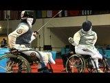 Wheelchair Fencing at the London 2012 Paralympic Games