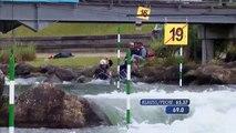 Championnat de France Elite Slalom - Course 2 C2H / C1D / K1H