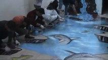 Şırnak'ta Terörün İzleri, Sanatla Siliniyor