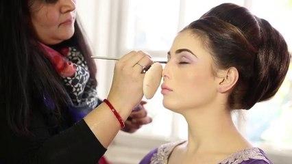 Make up by Saira Iqbal- Modern Bridal Walima look- new makeup ideas - makeup styles - makeup trends 2017