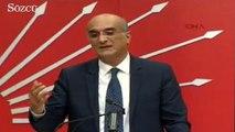 CHP Genel Başkan Yardımcısı Tekin Bingöl'den açıklamalar