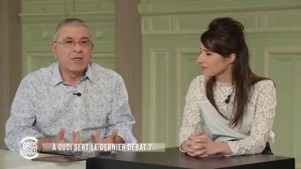 Le Gros Journal avec Robert Maggiori et Marie S'Infiltre, l'intégrale du 03/05 - CANAL +