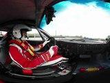 [VIDEO 360] Ferrari 308 GTB au circuit du Val de Vienne