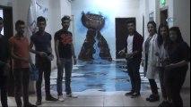 Şırnak'ta Terörün İzleri Sanatla Siliniyor