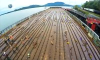 Obrovské vlaky: Kanada: Aqua Train (2/4, SK)
