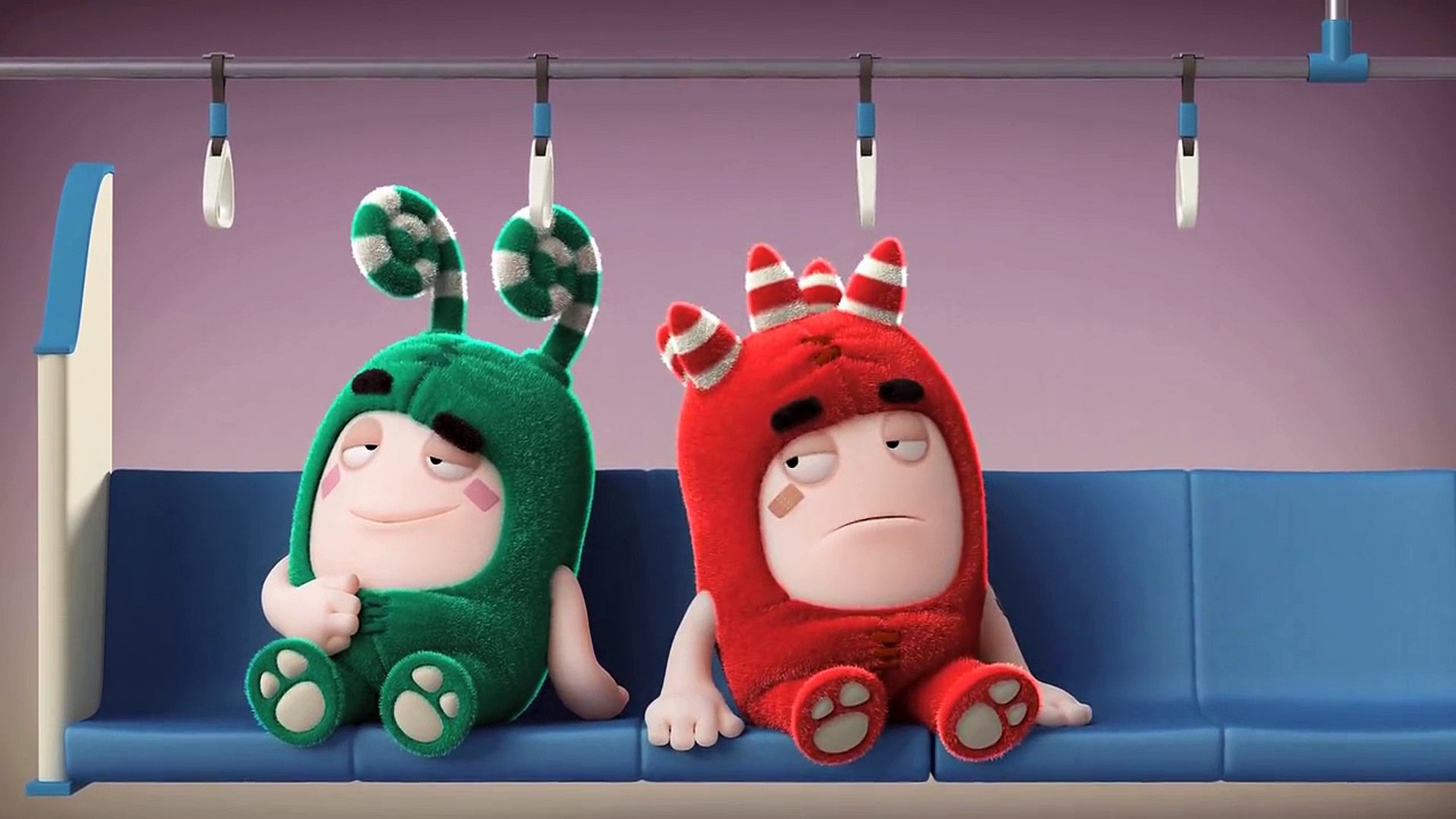 Oddbods _ Fuse, Zee and the Train Watch tv series movies 2017 Watch tv series movies 2017