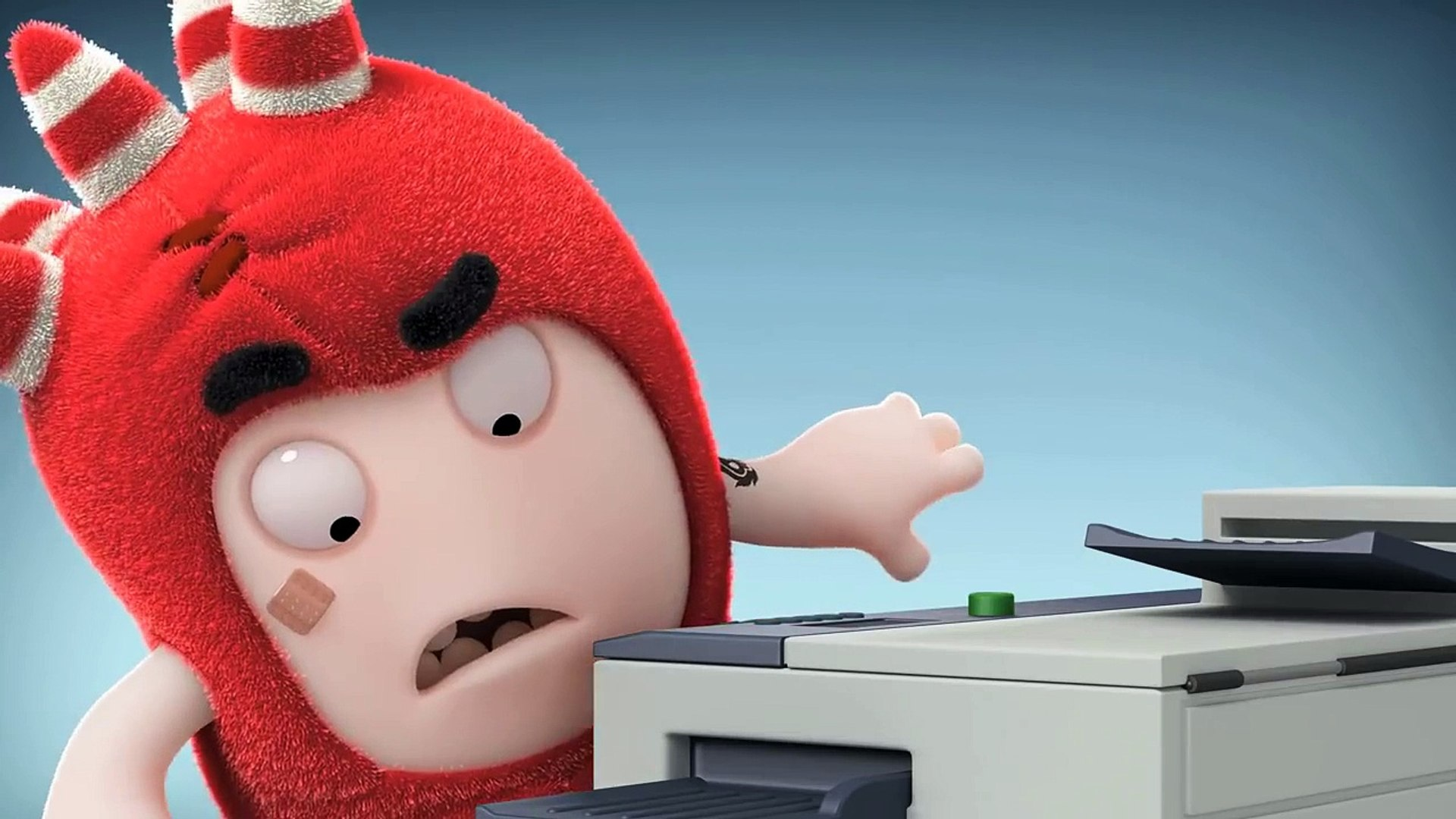 Oddbods _ Fuse and the Photocopier Watch tv series movies 2017 Watch tv series movies 2017
