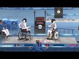 Fencing Individual Foil Cat. A Women's Bronze Medal Contest - Beijing2008 Paralympic Games