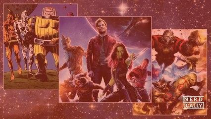 ¿Cuáles son los orígenes de los bribones galácticos de Marvel, los Guardianes de la Galaxia?