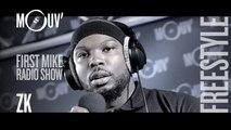 """ZK :  freestyle + """"Ndombolo TrapV (Bébé)""""  (Live @ Mouv' Studios) #FMRS"""