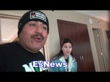 mikey garcia has to turn off his phone after getting non stop messages EsNews Boxing