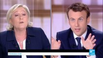 """LE DÉBAT - Emmanuel Macron : """"Votre stratégie Madame le Pen, c'est de dire beaucoup de mensonges. Vous ne proposez rien"""""""
