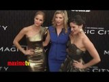SPARTACUS Stars at MAGIC CITY Premiere EXTENDED UNCUT VIDEO in HD