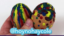 Decorated EASTER EGGS with CRAYONS __ HUEVOS de PASCUA con CERAS ✅  Top Tips and Tricks in 1 minute