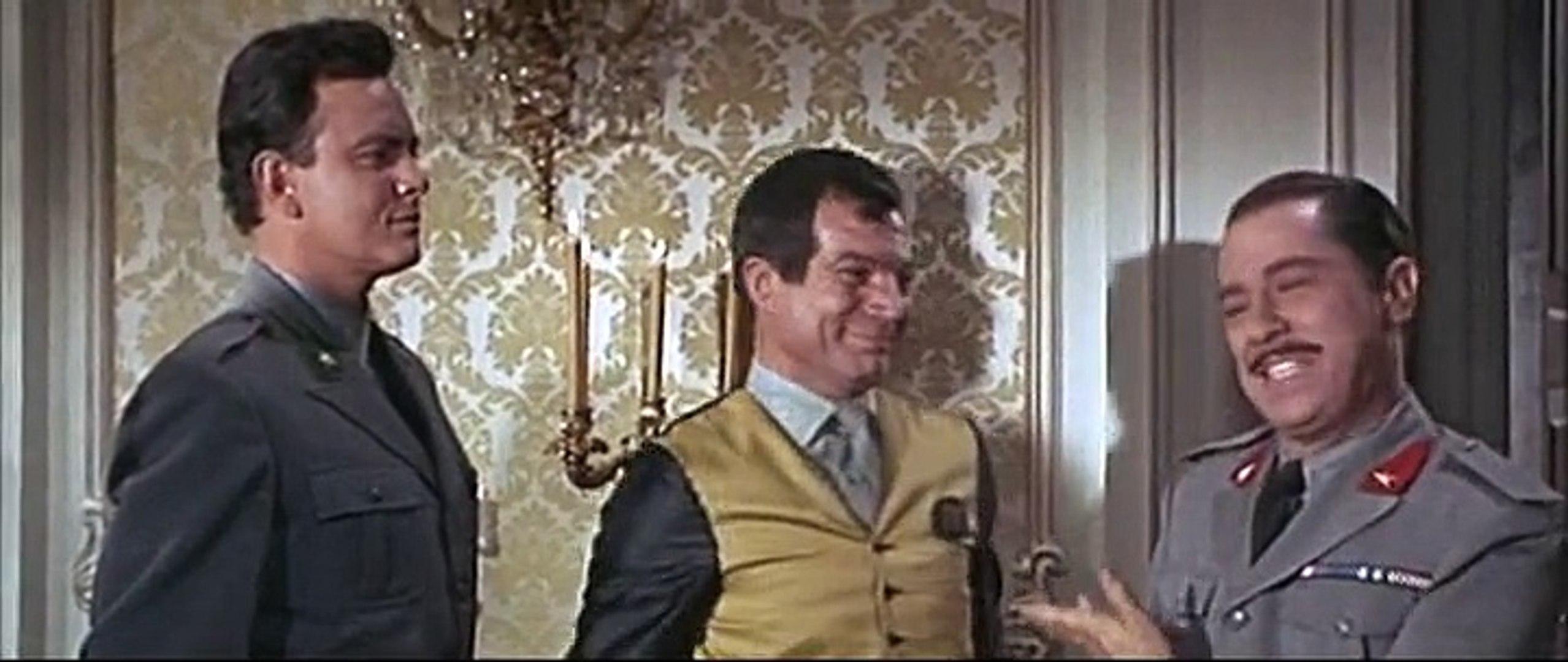 War Movie : The Secret War of Harry Frigg (1968)