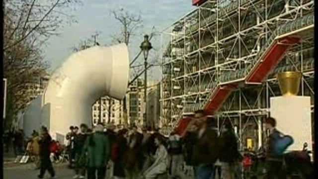 Le Centre Georges - Pompidou