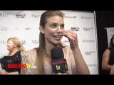 Annalynne McCord on Backstreet Boys Nick Carter Coming to 90210