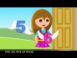 1, 2 Buckle My Shoe with Lyrics - Nursery Rhyme for kids